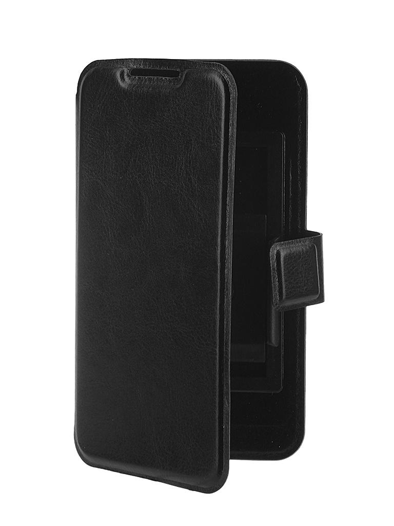 Аксессуар Чехол iBox SLIDER Universal 4,2-5-inch Black<br>
