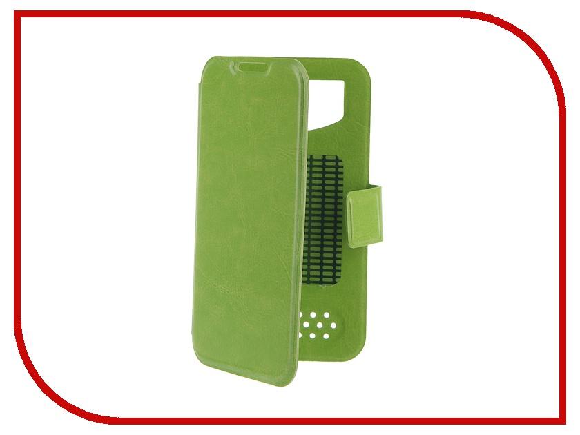 Аксессуар Чехол iBox Universal 4,2-5-inch Green