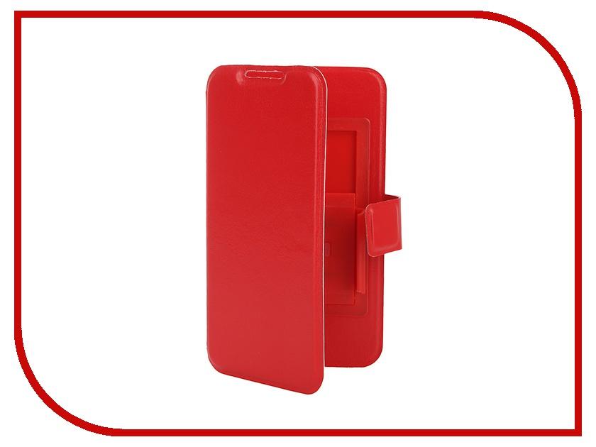 Аксессуар Чехол iBox Universal 4,2-5-inch Red