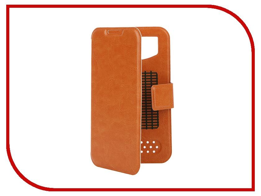 Аксессуар Чехол iBox Universal 4,2-5-inch Orange<br>
