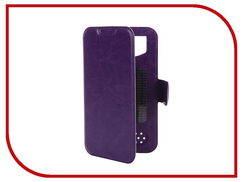 Аксессуар Чехол iBox Universal 4,2-5-inch Purple