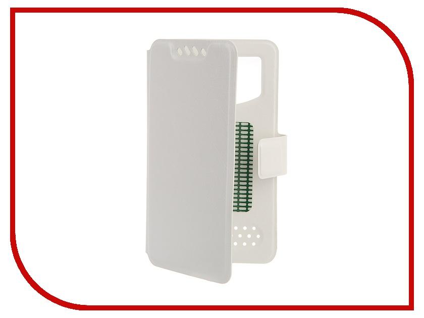 Аксессуар Чехол iBox Universal 5-6-inch White<br>