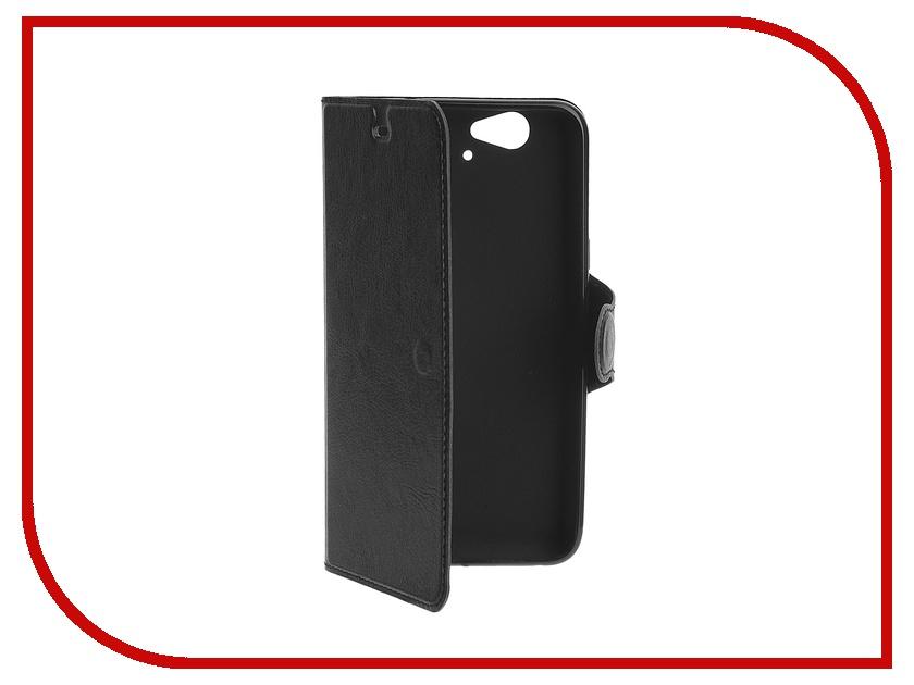 ��������� ����� ZTE Blade L4 Pro Red Line Book Type Sleek Black