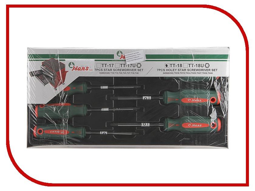 Набор инструмента Hans TT-18<br>