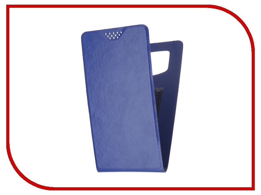 Аксессуар Чехол Activ Flip 6.0 Magic Case Blue 43969 аксессуар чехол накладка micromax canvas viva a106 activ silicone black mat 46857