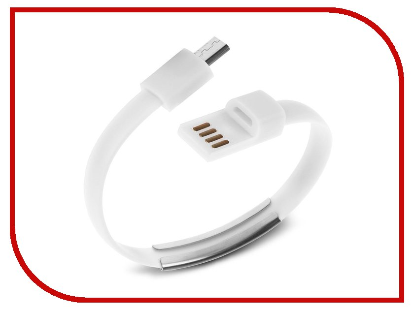 Аксессуар Activ USB - micro USB Cabelet Mono White 46892 free shipping ltc2362 ltc2362cts8 sot23 8 goods in stock and new original
