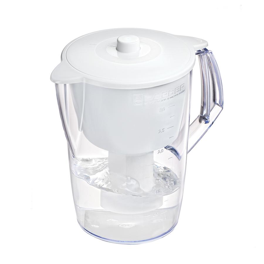Фильтр для воды Барьер Лайт White