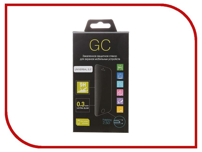 Аксессуар Защитное стекло GC 5.0-inch Универсальное GG-U50<br>
