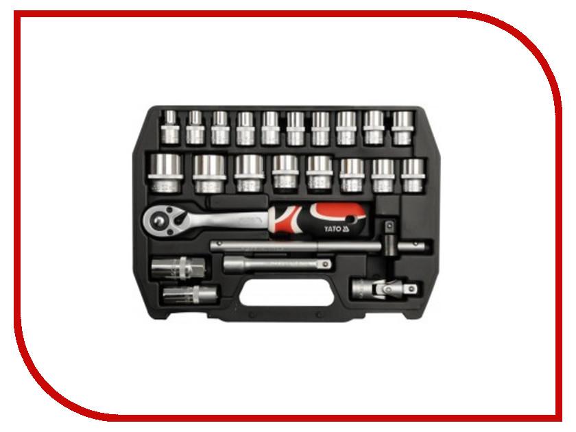 Набор инструмента YATO YT-3872  набор инструмента yato yt 12691