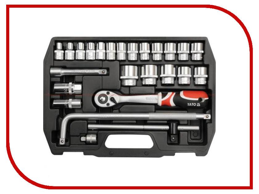 Набор инструмента YATO YT-3874 набор инструментов yato yt 39009