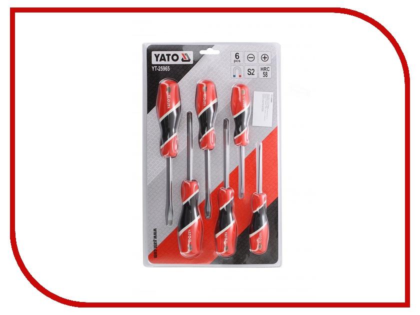 Набор инструмента YATO YT-25965