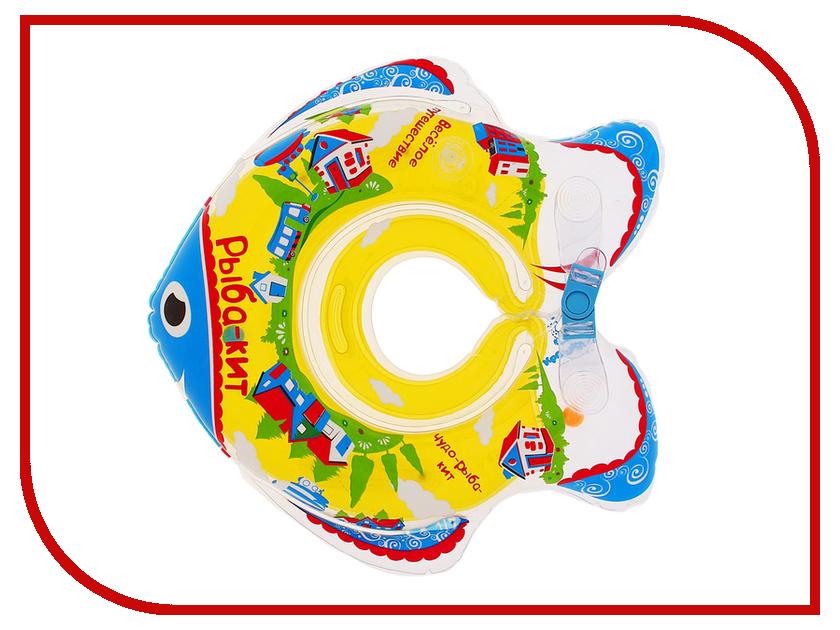 Круг для купания Крошка Я Рыба-кит 1005260