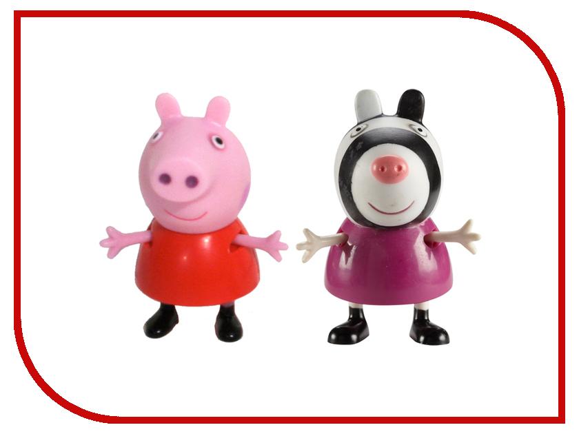 Настольная игра РОСМЭН Пеппа и Зои Peppa Pig 28814
