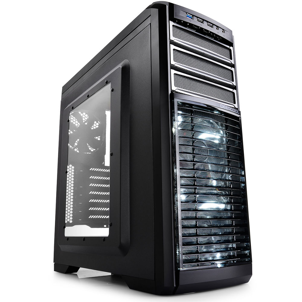 Корпус DeepCool Kendomen TI Black-Grey