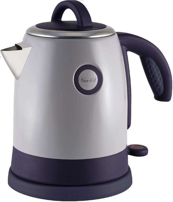 Чайник Великие Реки Чая-5А Grey<br>