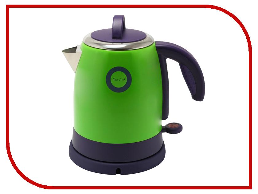 Чайник Великие Реки Чая-1А Green<br>