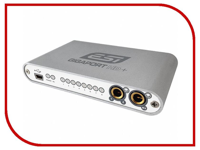 Аудиоинтерфейс ESI GigaPort HD+