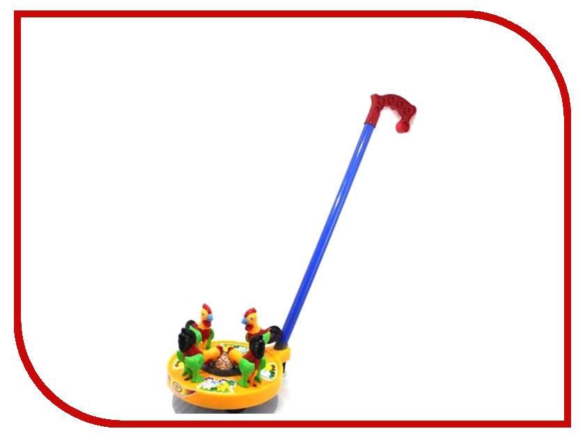 Игрушка Shantou Gepai Петушки с ручкой 42074<br>