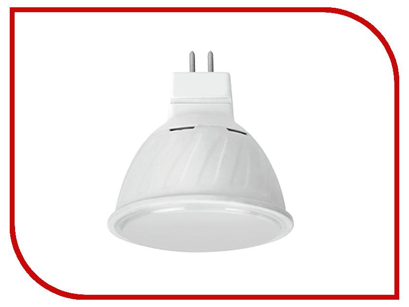 Лампочка Ecola MR16 LED GU5.3 10.0W 220V 2800K матовое стекло M2RW10ELC