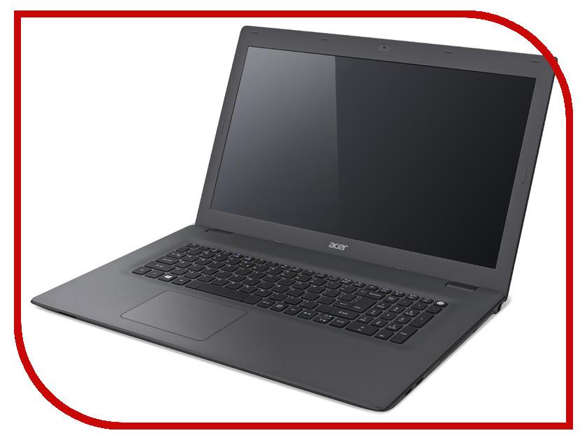 Ноутбук Acer Aspire E5-772G Black-Grey NX.MV9ER.004 Intel Core i3-5005U 2.0 GHz/4096Mb/500Gb/DVD-RW/nVidia GeForce 940M 2048Mb/Wi-Fi/Bluetooth/Cam/17.3/1600x900/Windows 10 64-bit 322765<br>