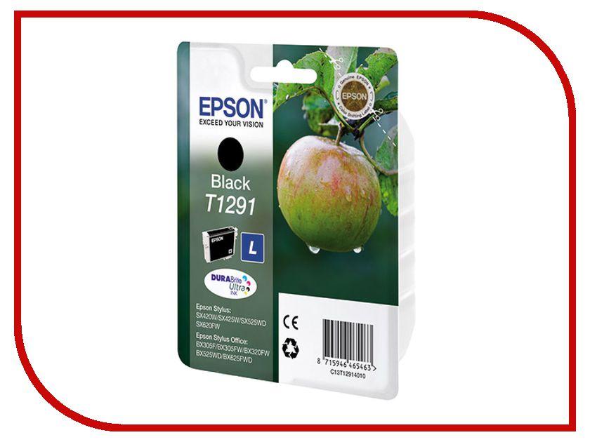 Картридж Epson T1291 C13T12914011<br>