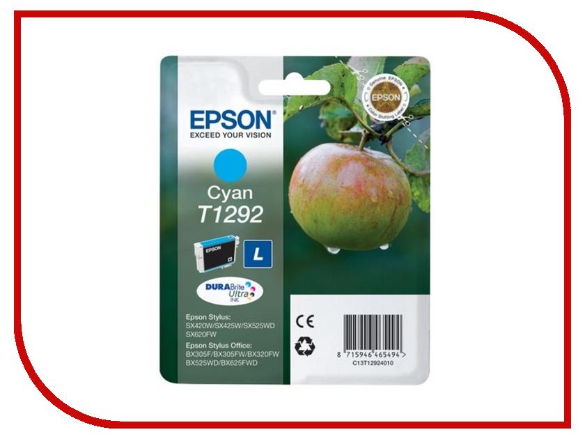 Картридж Epson T1292 C13T12924011 принтер epson m105
