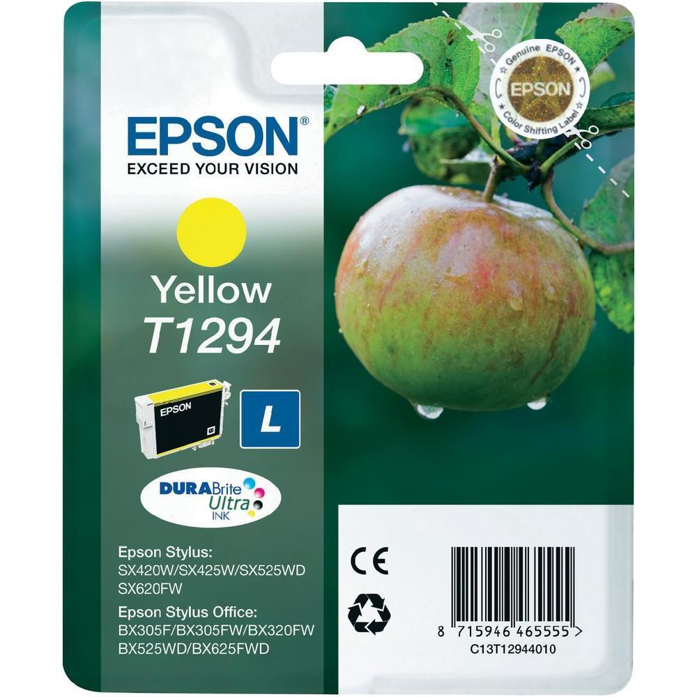 Картридж Epson T1294 C13T12944011<br>