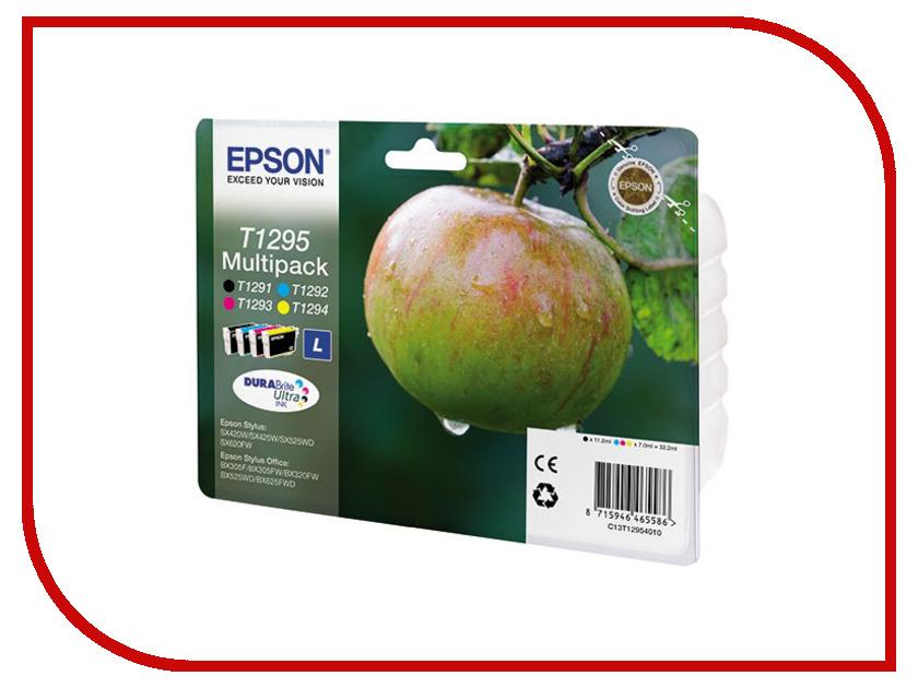 Картридж Epson T1295 C13T12954010/C13T12954012 l1300 epson