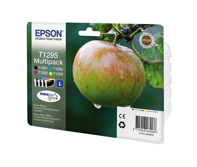 Картридж Epson T1295 C13T12954010/C13T12954012