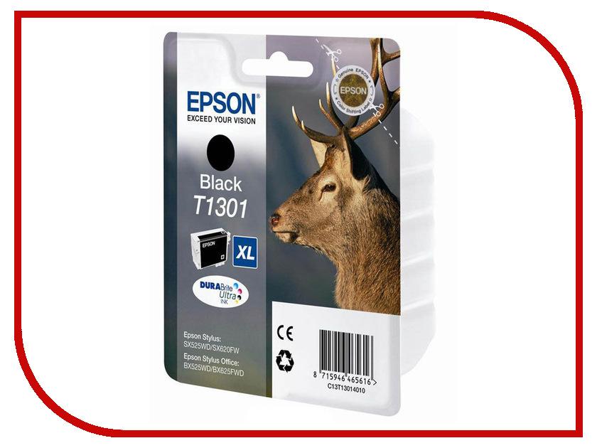 Картридж Epson T1301 C13T13014010/C13T13014012 панно ночной париж 3пр pannorama панно ночной париж 3пр