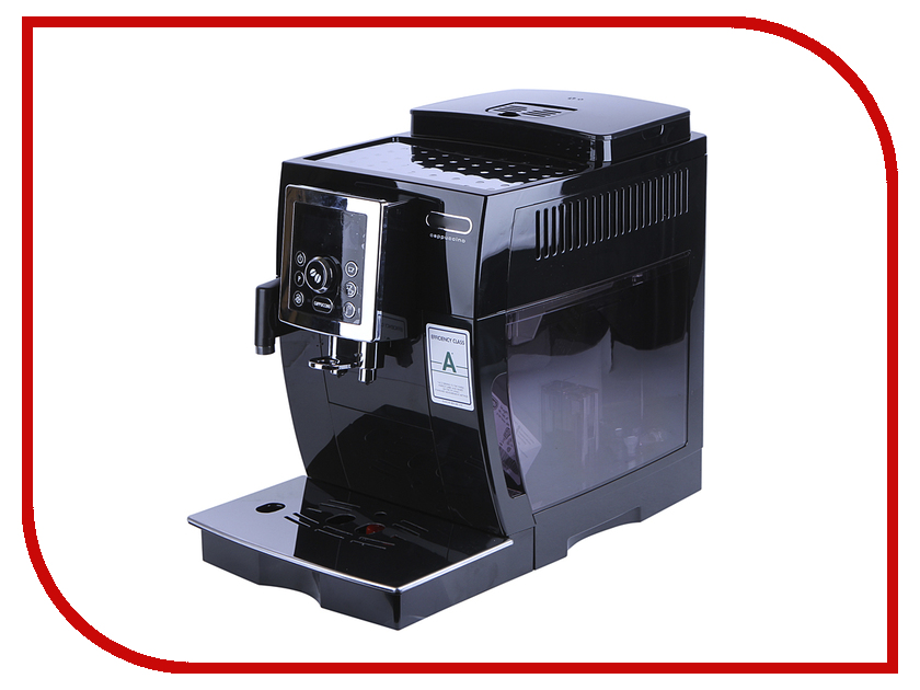 Кофемашина DeLonghi ECAM 23.460.B кофемашина delonghi ecam 550 75 ms