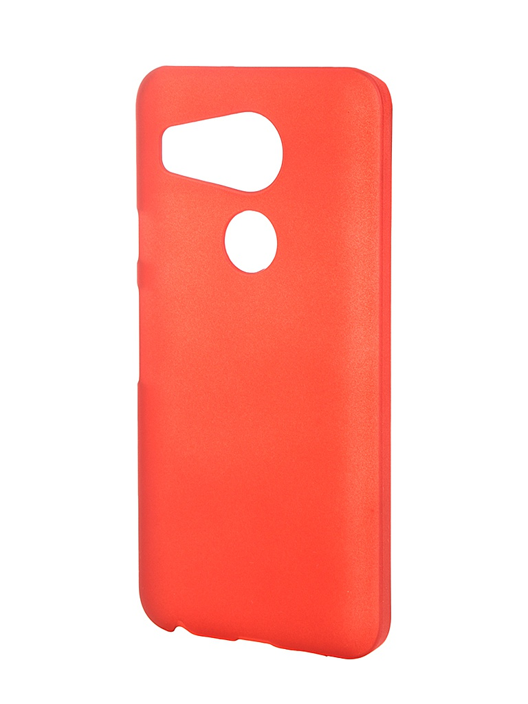 ��������� �����-�������� LG Nexus 5X SkinBox 4People Red T-S-LN5X-002 + �������� ������