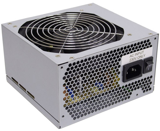 Блок питания ExeGate ATX-UN500 500W Grey EX244555RUS