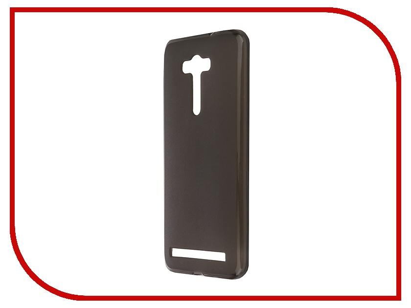 Аксессуар Чехол-накладка ASUS ZenFone Laser 2 ZE550KL SkinBox Silicone Case 4People Brown T-P-AL2-002