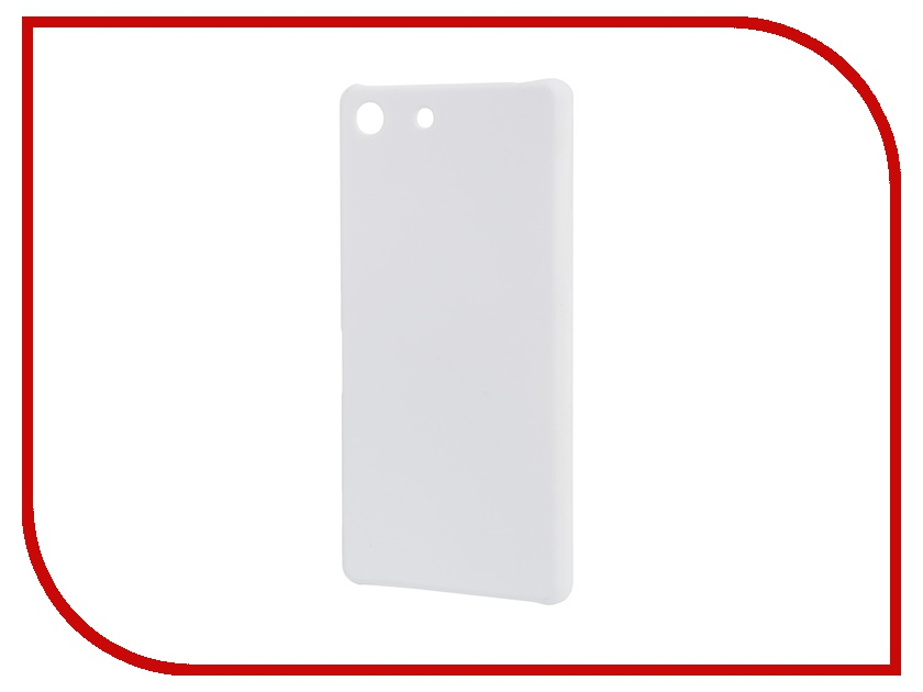 ��������� �����-�������� Sony Xperia M5 SkinBox 4People White T-S-SXM5-002 + �������� ������