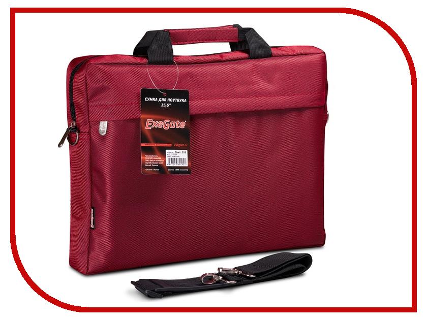 Аксессуар Сумка 15.6-inch ExeGate Start S15 Red 212299