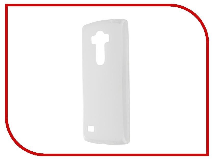 Аксессуар Чехол-накладка LG G4S SkinBox Sheild Silicone Transparent T-S-LG4S-005<br>