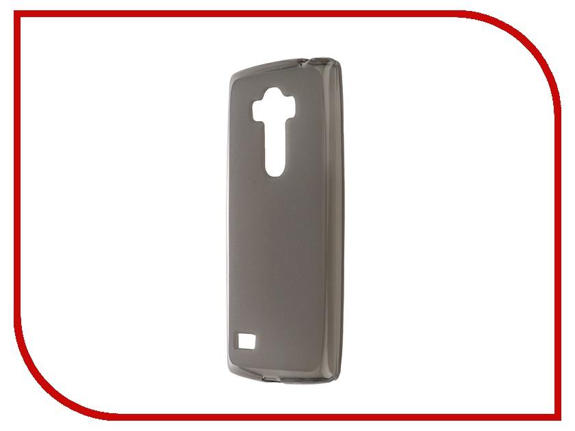 Аксессуар Чехол-накладка LG G4S SkinBox Sheild Silicone Brown T-S-LG4S-005