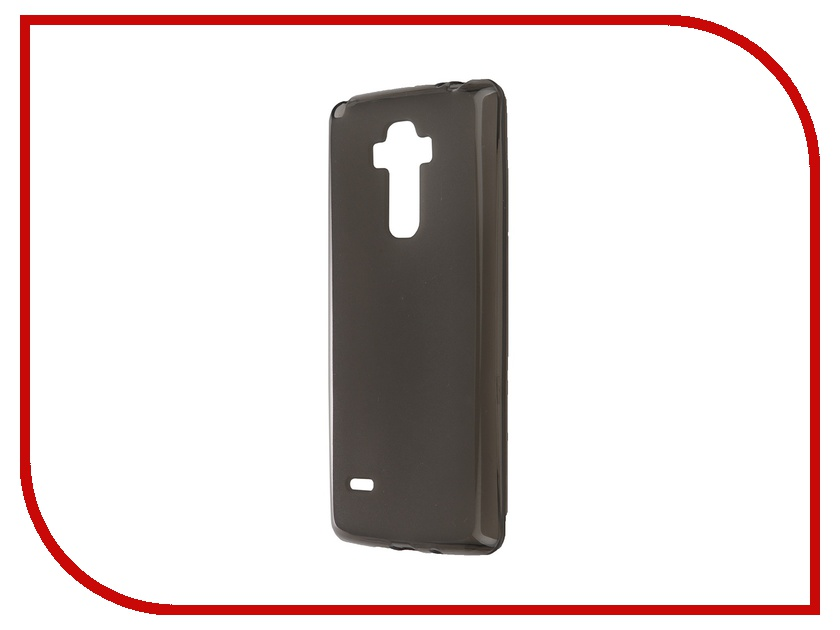 Аксессуар Чехол-накладка LG G4 Stylus SkinBox Sheild Silicone Brown T-S-LG4Stylus-005