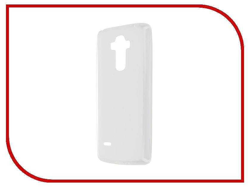Аксессуар Чехол-накладка LG G4 Stylus SkinBox Sheild Silicone Transparent T-S-LG4Stylus-005
