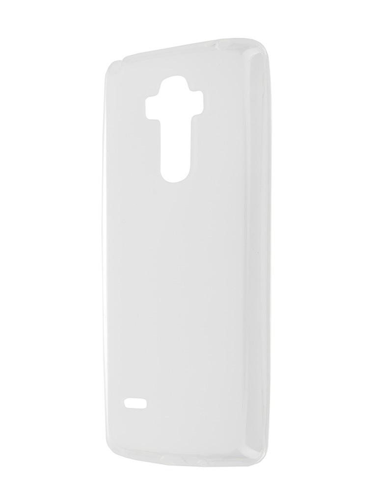 ��������� �����-�������� LG G4 Stylus SkinBox Sheild Silicone Transparent T-S-LG4Stylus-005