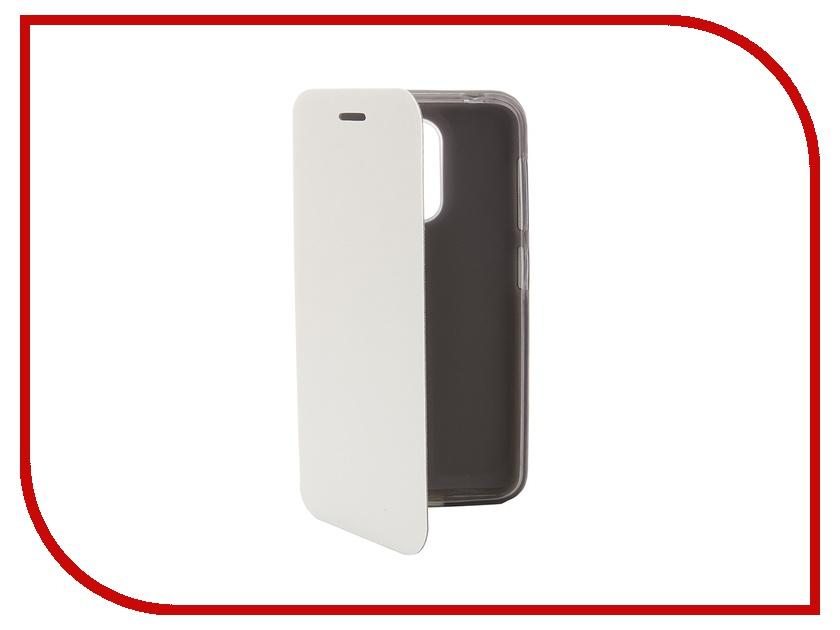 Аксессуар Чехол ZTE Blade X5 SkinBox Lux White T-S-ZBX5-003