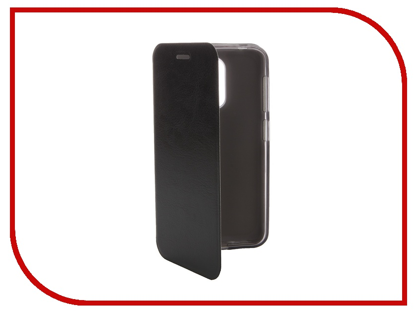 Аксессуар Чехол ZTE Blade X5 SkinBox Lux Black T-S-ZBX5-003
