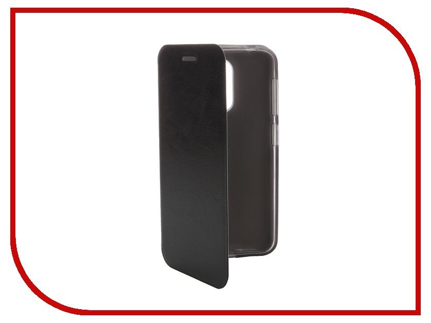 Аксессуар Чехол ZTE Blade X5 SkinBox Lux Black T-S-ZBX5-003<br>