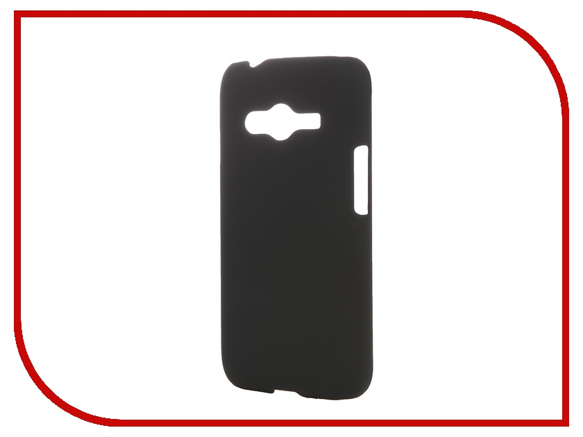 Аксессуар Чехол-накладка SkinBox for Samsung Galaxy Ace SM-G313/318 Shield 4People Black T-S-SSMG313H-002<br>