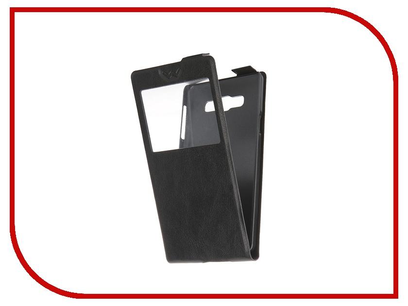 Аксессуар Чехол Samsung Galaxy A7 A700 SkinBox Slim AW Black T-F-SGA7-001 аксессуар чехол samsung galaxy a7 2016 armor air slim white gb f sga7 2016 wh