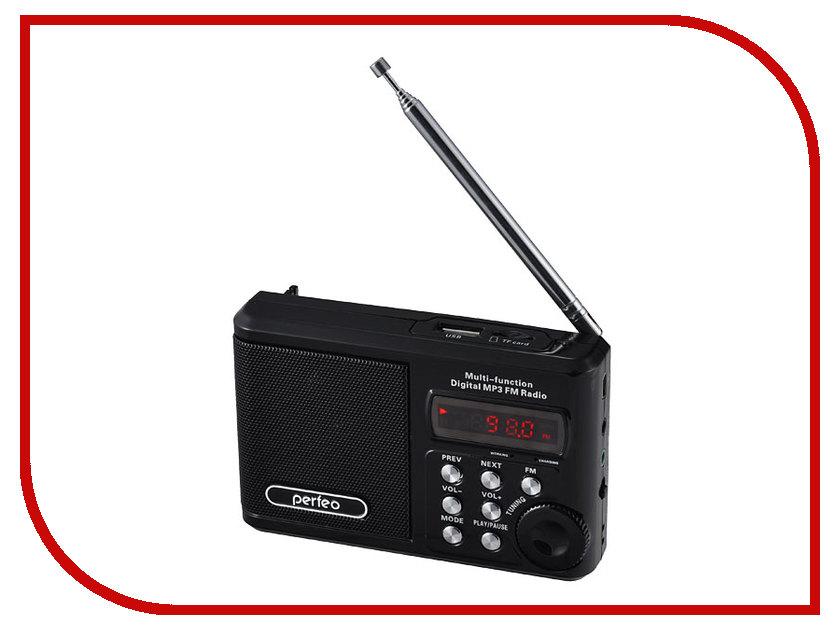цена на Радиоприемник Perfeo PF-SV922BK Black