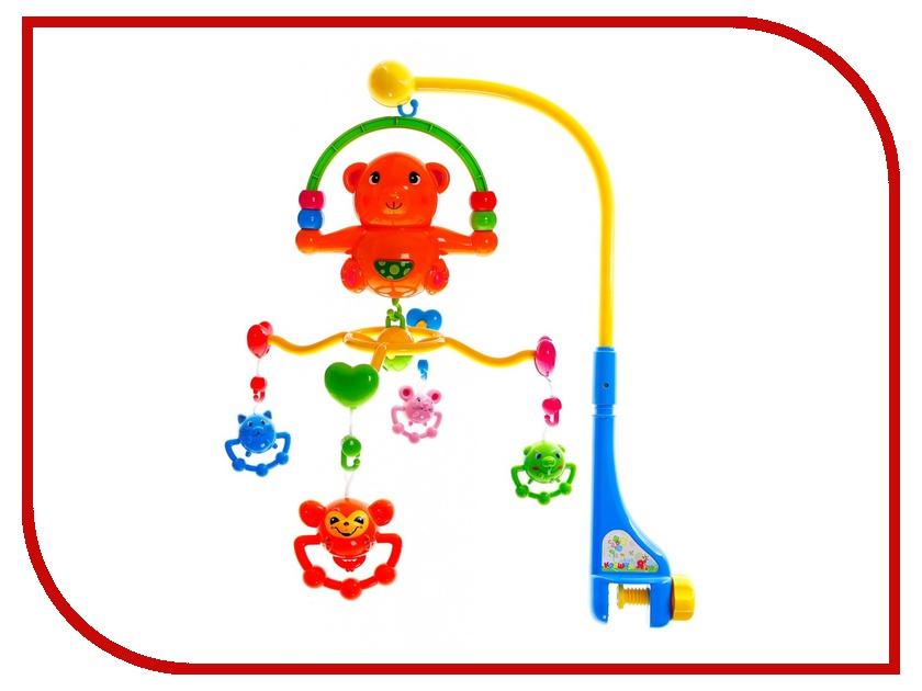 Музыкальный мобиль Крошка Я SL-2148B Медвежонок OBL365788 103067