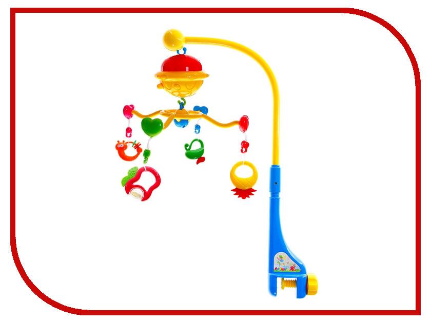 Музыкальный мобиль Крошка Я SL-2149D Солнышко с фруктами OBL523627 103046