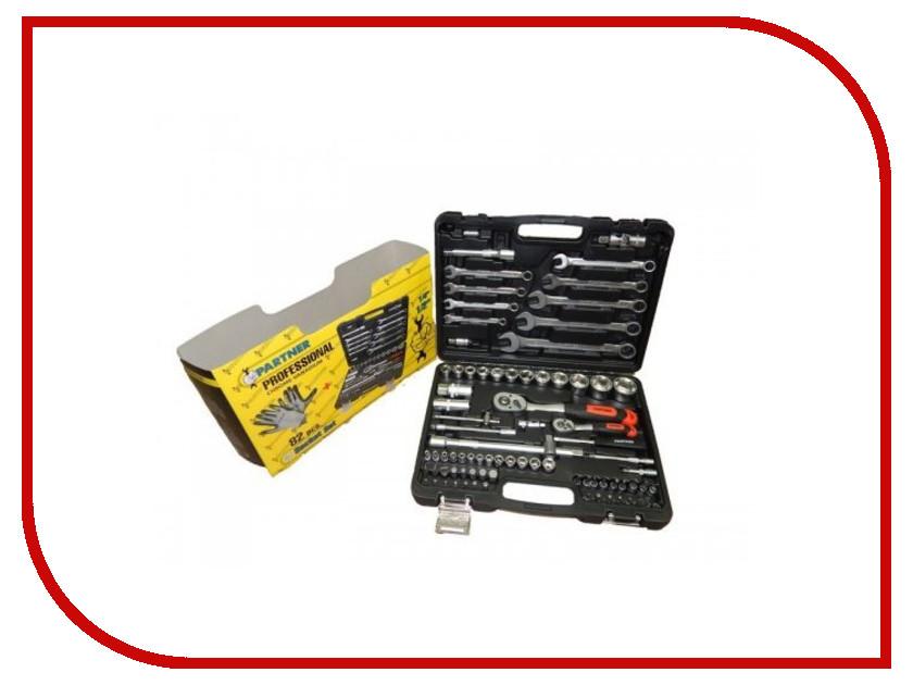 Набор инструмента Partner PA-4082  набор инструмента partner pa 609l